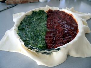 Spinat-Tomaten-Torte-11